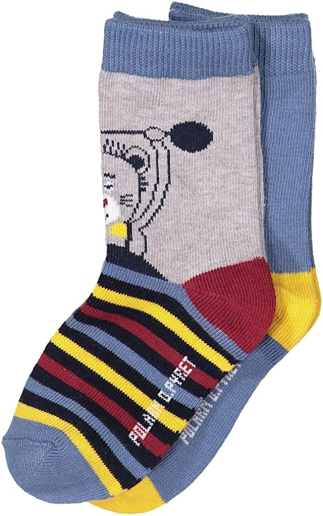 POLARN O BABY PYRET 2-PACK FUN SOCKS