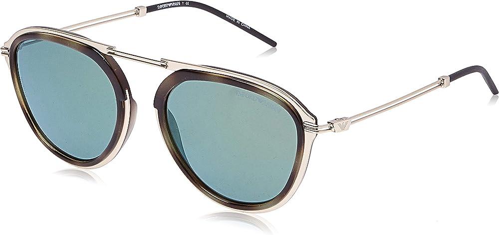 Emporio armani,occhiali da sole per uomo 2056