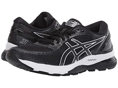 ASICS GEL-Nimbus(r) 21 (Black/Dark Grey) Women