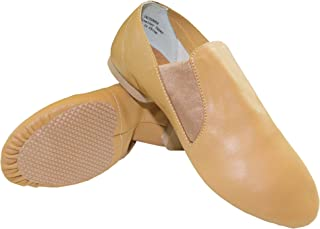 Adult Leather Jazz Shoes