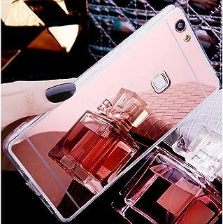 Sycode Huawei P10 litguld, Huawei P10 Lite, Mirror Rose Gold