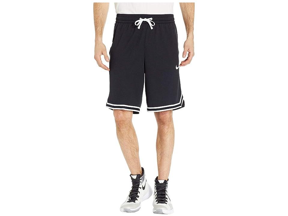 Nike Dry DNA Shorts (Black/Black/White) Men