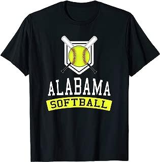 Vintage Alabama Softball T-Shirt