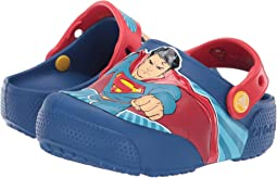 CrocsFunLab Superman Lights Clog (Toddler/Little Kid)