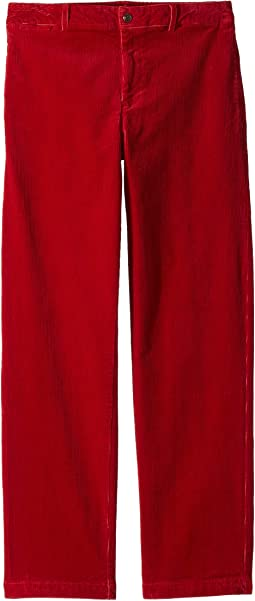 Slim Fit Stretch Corduroy Pants (Big Kids)