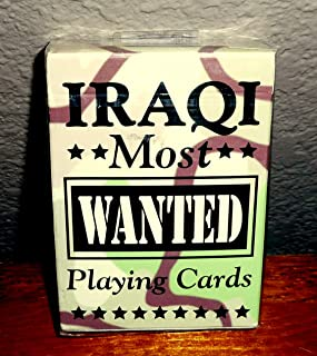 Best bicycle iraqi most wanted playing cards Reviews