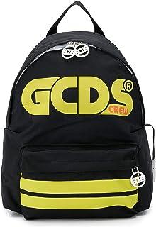 GCDS Luxury Fashion Ragazzo 025922110 Nero Poliammide Zaino | Autunno-inverno 20