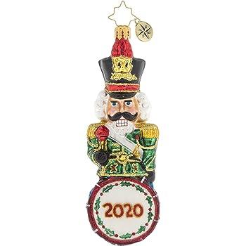 Christmas Drumline 2020 Amazon.com: Christopher Radko Hand Crafted European Glass
