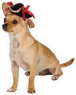 Rubies Pirate Girl Hat Pet Costume Accessory