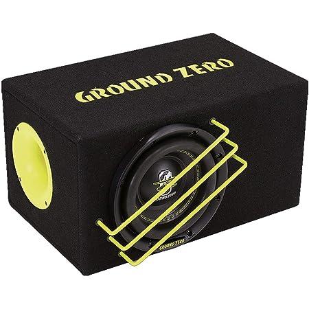 Ground Zero Gzrb 20spl 20 Cm Passiv Subwoofer Mit 1000 Watt Rms 1000 Watt Navigation