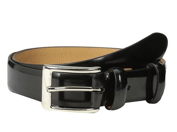 Cole Haan 30mm Webster Belt Buckle (Black) Men