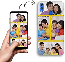 Presto Honor Compatible Personalised Printed Mobile Covers with Image and Text (Honor 8X)