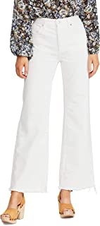 Women's High Rise Straight Flare Jeans