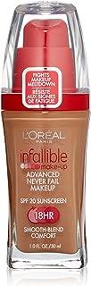 L'oreal Infallible Advanced Never Fail Makeup, Classic Tan, 1-Fluid Ounce