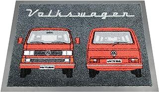BRISA VW Collection - Volkswagen Vanagon Bus T3 Camper Van Door Mat, Entrance Mat, Indoor Outdoor Welcome Mat (27x20 Inche...