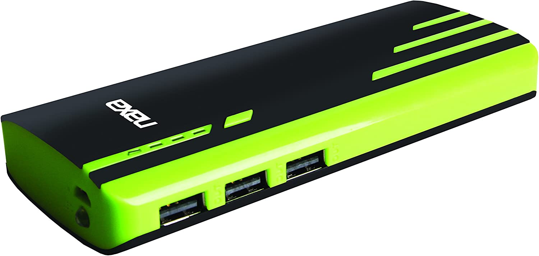 Built-in LED Flashlight Portable Power Pack 5,600mAh NAXA Electronics NAP-20 Canteen-4000 A Full-Size USB Input