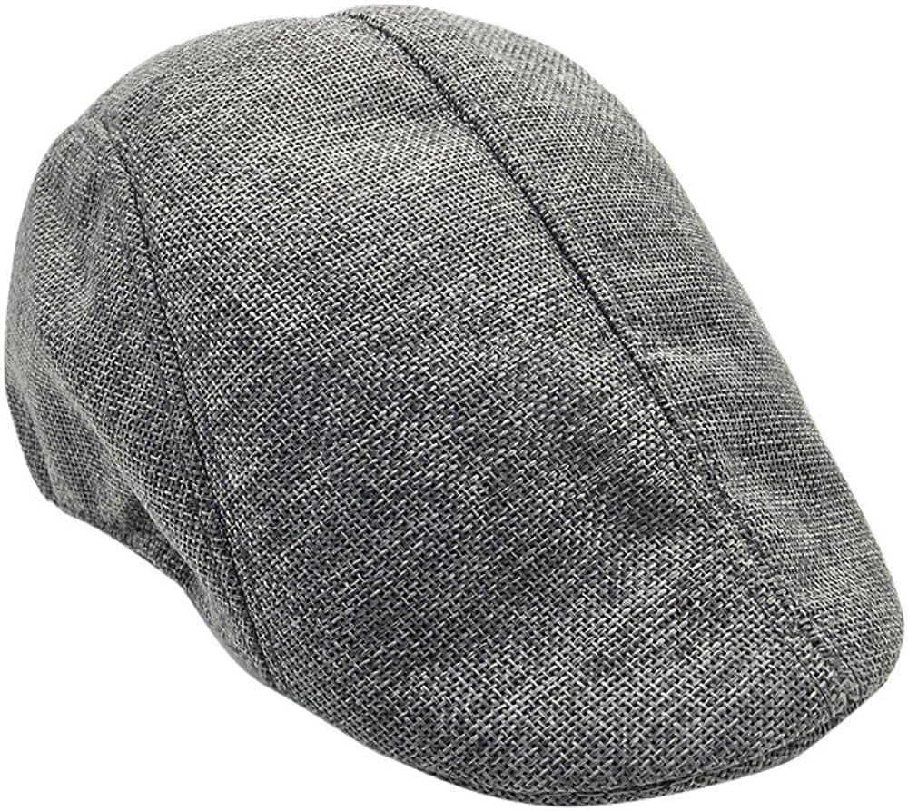 Landscap Unisex Cotton Newsboy Hunting Hat Golf Max 89% OFF New product B Adjustable Boy