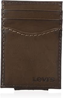 Levis Magnetic Card Holder Wallet
