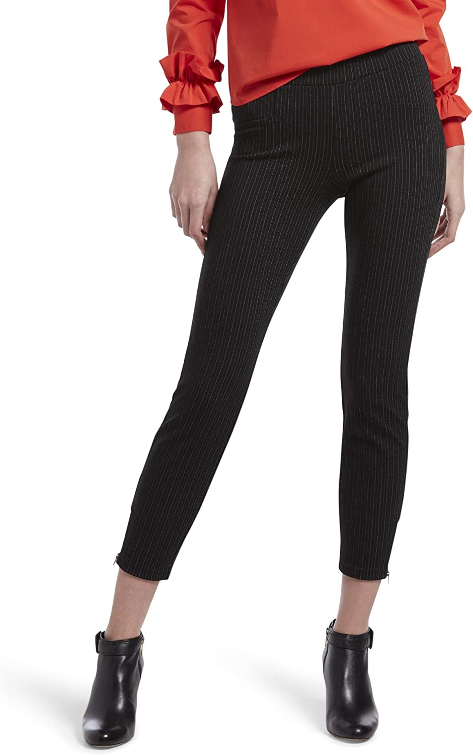 HUE Women's Plus Same day shipping Size Max 77% OFF Loafer Legging Assorted Skimmer