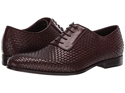 Canali Woven Oxford (Brown) Men