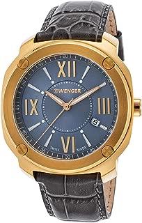 Edge Romans Quartz Movement Grey Dial Men's Watch 11141120