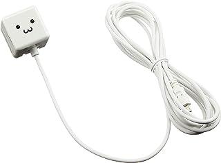 エレコム USB 充電器 ACアダプター コンセント [ スマホ & IQOS & glo 対応 ] microUSB 折畳式プラグ ホワイトフェイス MPA-ACMAC255WF
