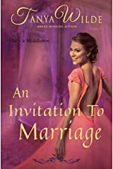 An Invitation to Marriage (Middleton Series Book 1) Kindle Edition