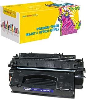 New York Toner TM New Compatible 1 Pack Q5949X High Yield Toner for HP - Laser Jet: LaserJet 1320 | LaserJet 1320n | LaserJet 1320nw | LaserJet 1320t. --Black