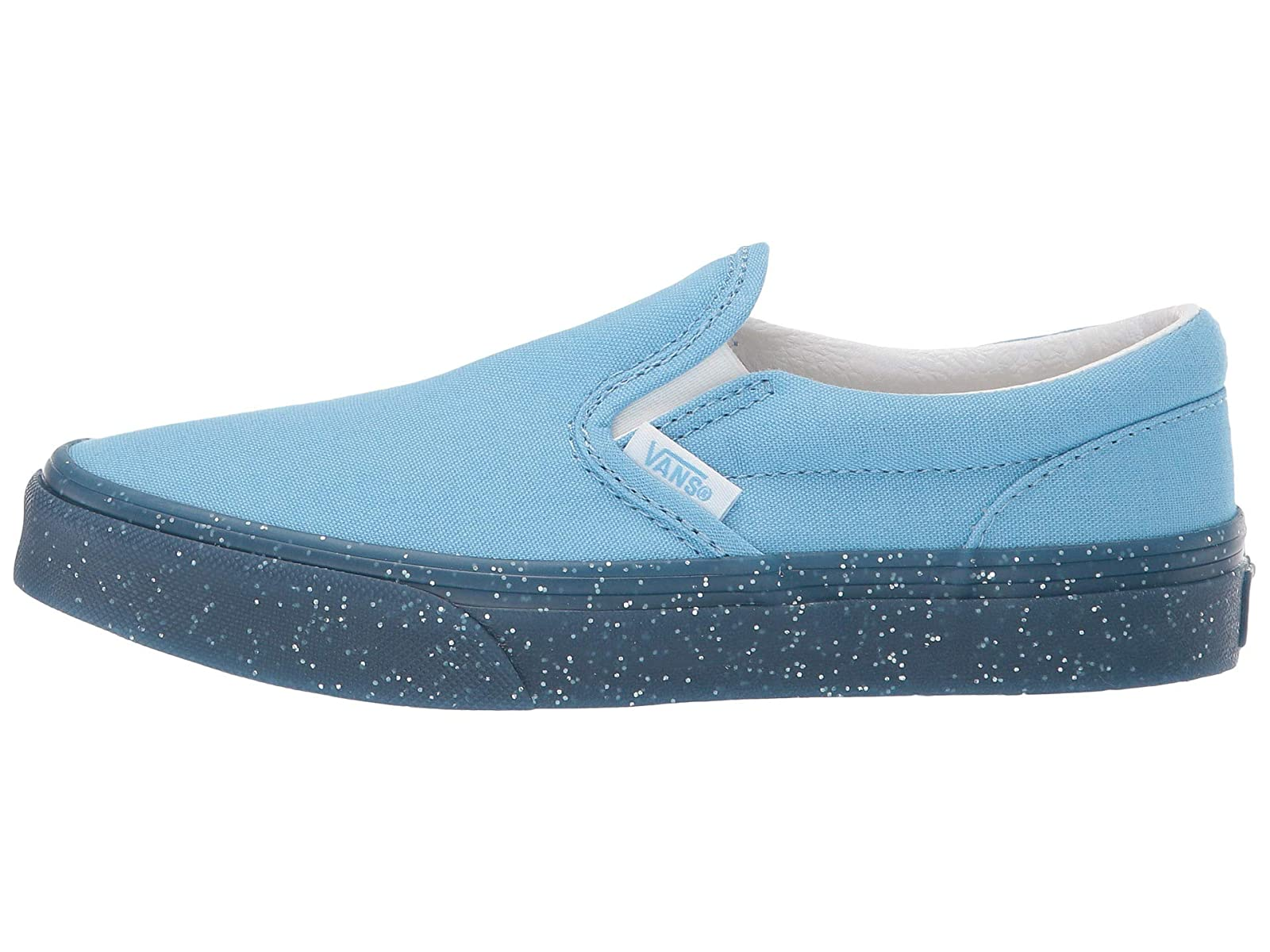 Details about Girl's Shoes Vans Kids Classic Slip On (Little KidBig Kid)