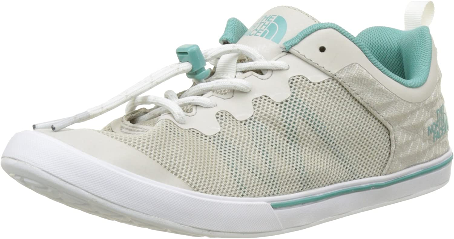 The North Face T92UXOTSV. 6, Chaussures de FonctionneHommest Femme, gris (Ivory), 37 EU