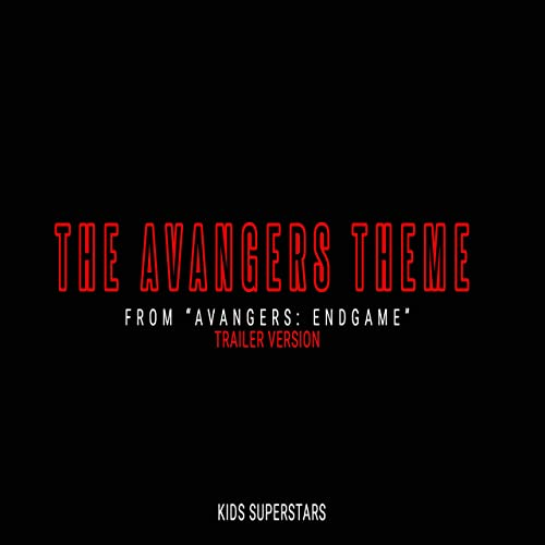 The Avangers Theme (From