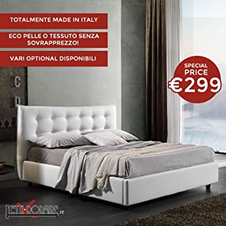 Letto Contenitore King Size.Amazon It Letto King Size
