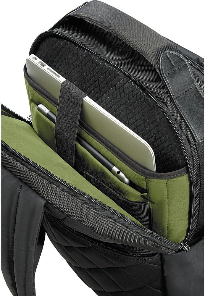 Jet Black Samsonite OpenRoad Laptop Business Backpack 15.6-Inch