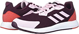 Maroon/Clear Pink/Active Red