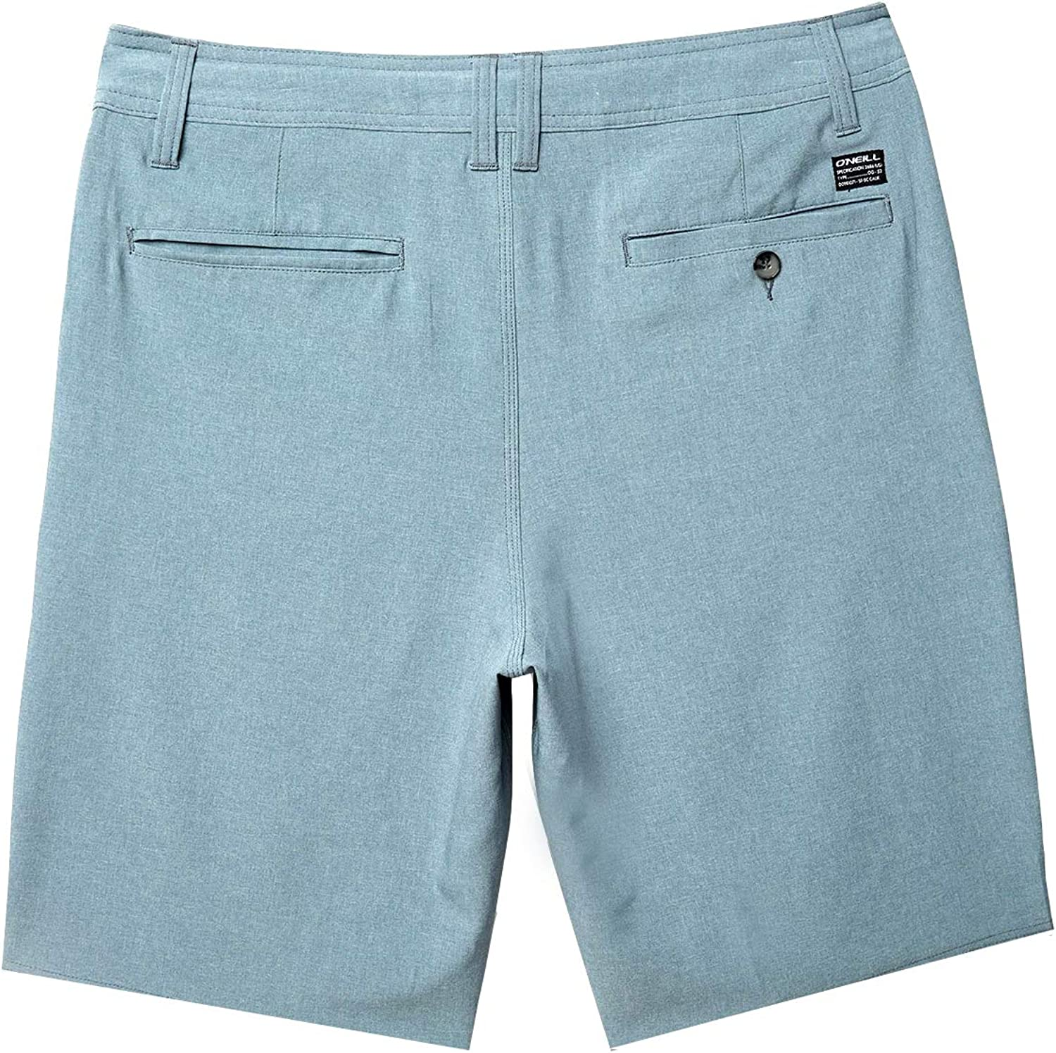 O'NEILL Men's Standard Fit Chino Short, 21 Inch Outseam: Clothing