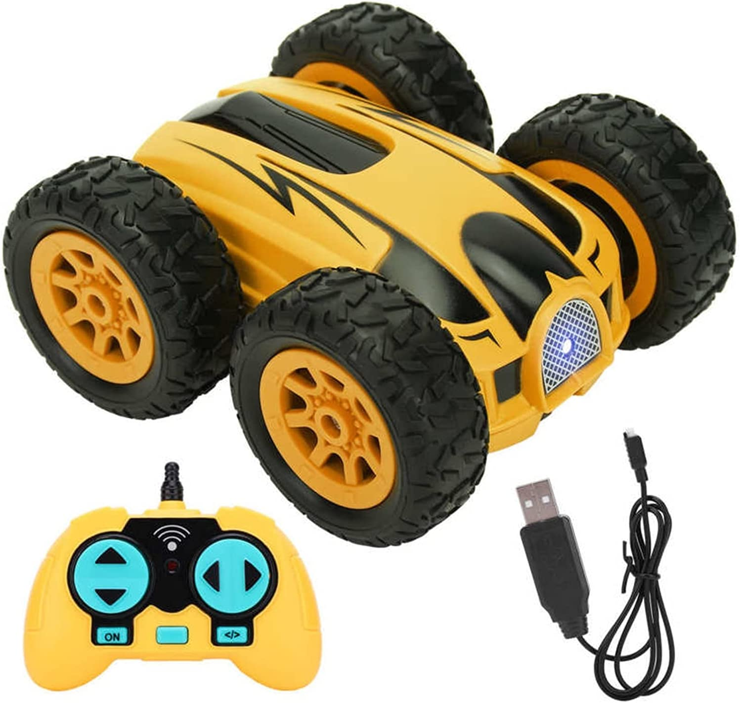 Blue Rose Wangweiming Mini RC Stunt Speed Overseas parallel import regular item Car San Diego Mall Double-S 2.4G High