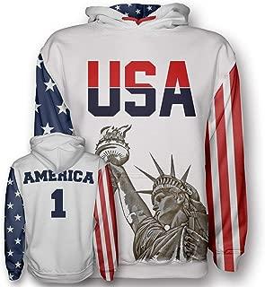 america 1 hoodie