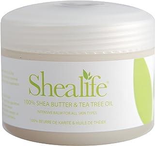 Shealife 100% Shea Butter and Tea Tree Oil Balm 100g