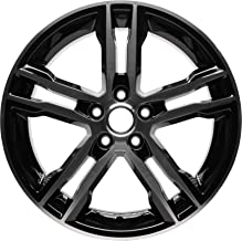 Partsynergy Replacement For New Replica Aluminum Alloy Wheel Rim 18 Inch Fits 2015-2018 Ford Focus 5-108mm 10 Spokes