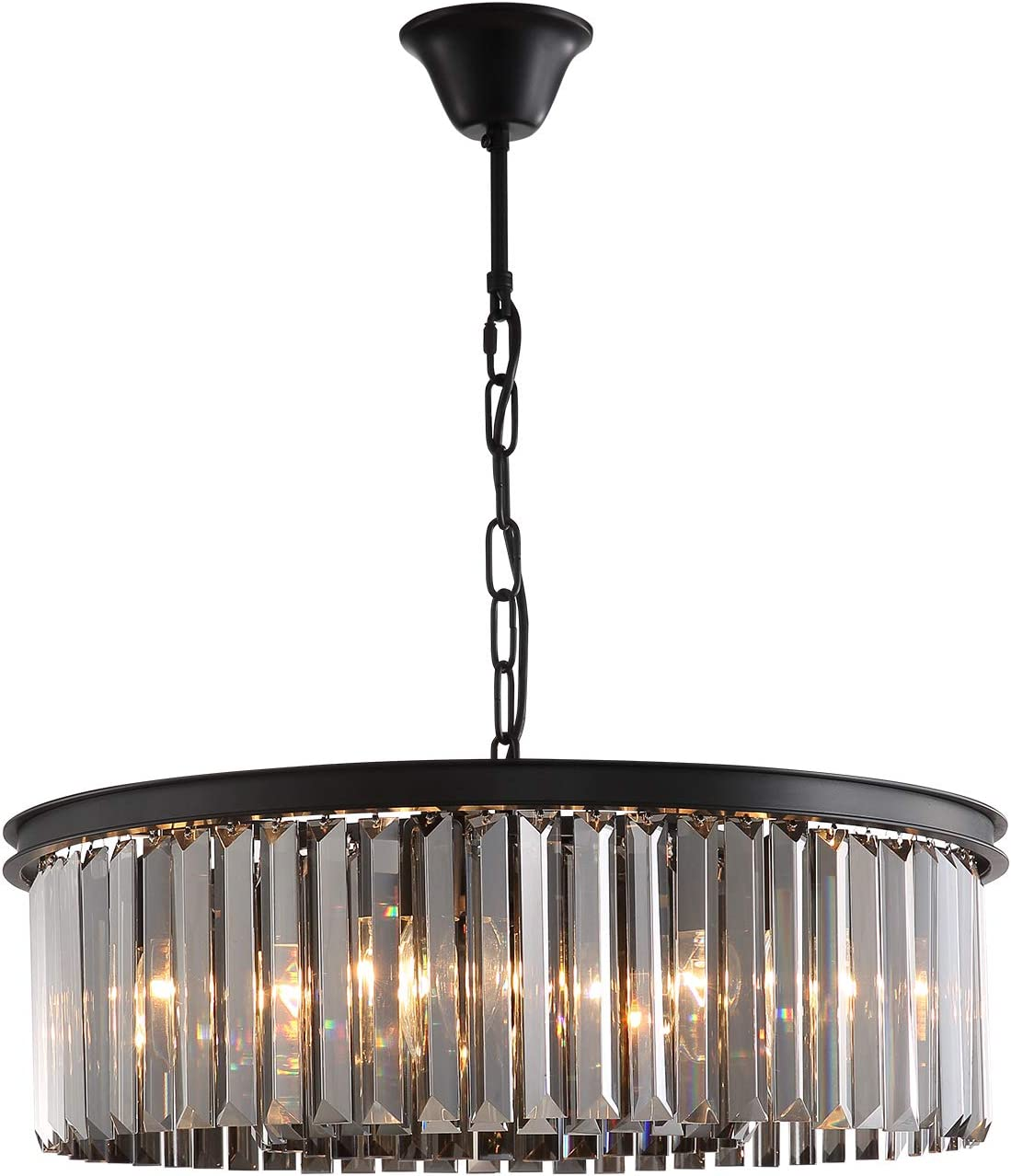 Moooni Modern Contemporary Max 59% OFFicial store OFF Crystal Penda Over Chandeliers Island