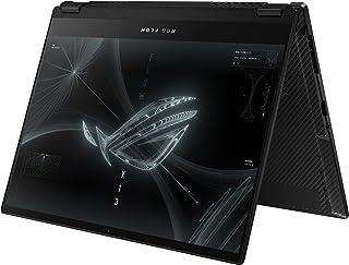 ASUS(エイスース) GV301QH-R9G1650BKS ゲーミングノートパソコン ROG Flow X13 GV301QH(コンバーチブル型・4K) オフ ブラック [13.4型 /AMD Ryzen 9 /SSD:512GB /メモリ:...