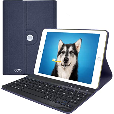 Teclado Inalámbrico para iPad, 9.7 iPad Teclado Funda ...