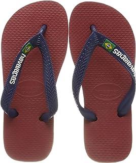 8e87d682b480be Amazon.co.uk: Red - Flip Flops & Thongs / Women's Shoes: Shoes & Bags