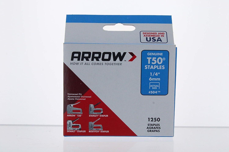 Arrow Popular overseas T50 Staples Manual 1 Pack