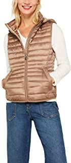 Esprit Women's 3M Thinsulate Filling Quilted Sleeveless Jacket