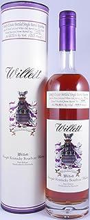 Willett 11 Years Family Estate Single Barrel No. 1590 Rare Release Kentucky Straight Bourbon Whiskey Cask Strength 62,45% - eine von 118 Flaschen