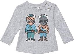 Ferocious Friends Top (Infant/Toddler)