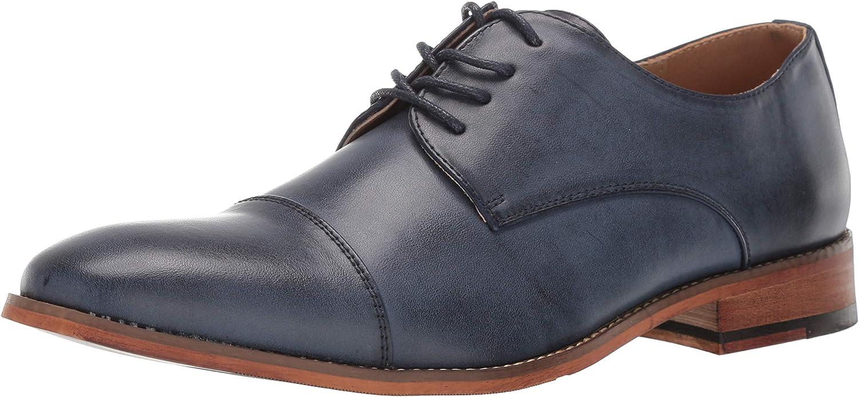 Kenneth Cole REACTION Men's Blake Cap Toe Lace Up shoes