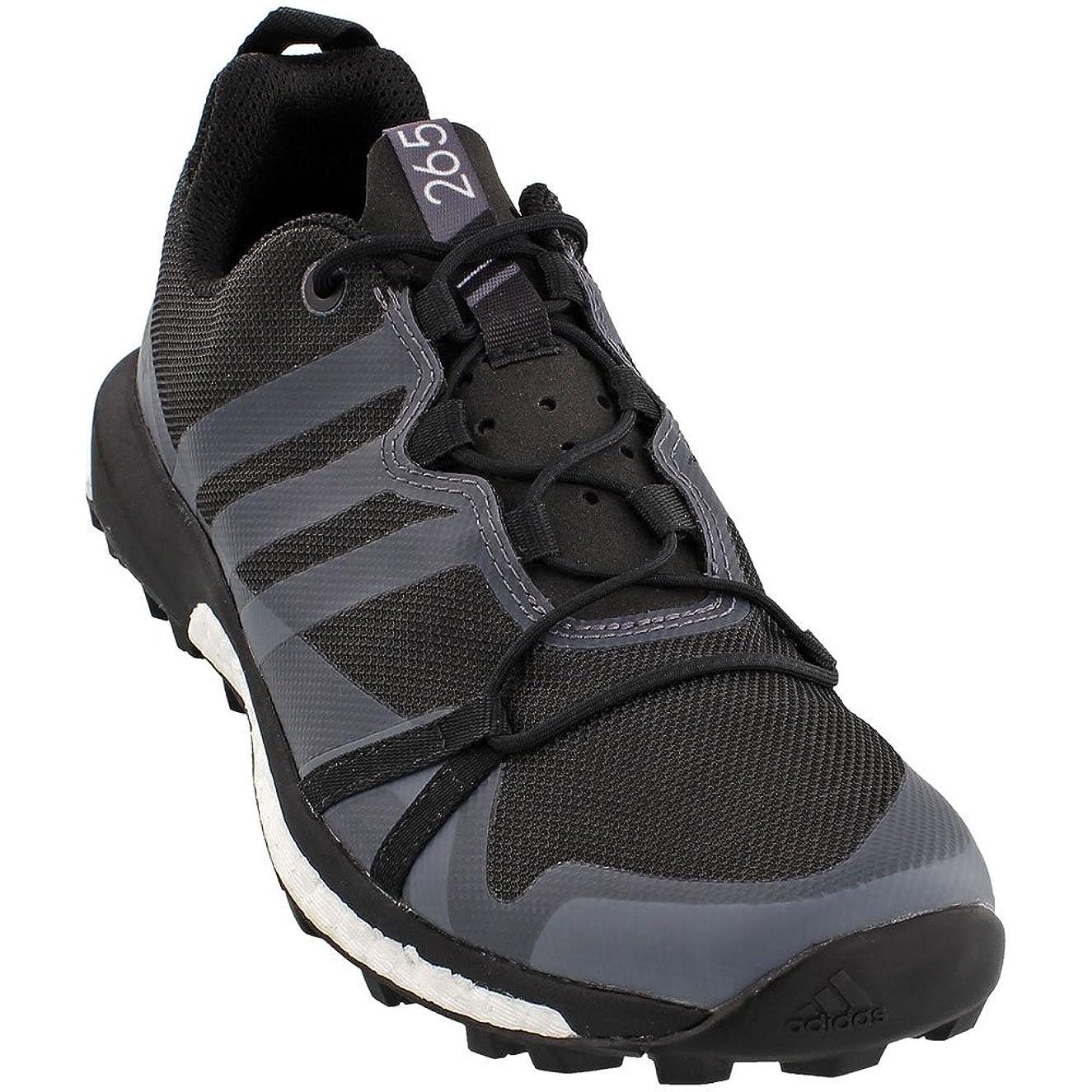 adidas Terrex Agravic Shoe - Women's Trail Running 6.5 Black/Trace Grey