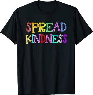 Anti-Bullying Spread Kindness Love Peace T-Shirt